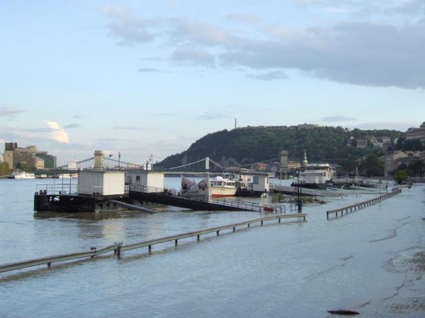 Danube flood
