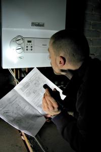 Boiler instructions